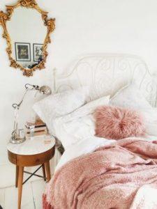 vintage slaapkamer ideen