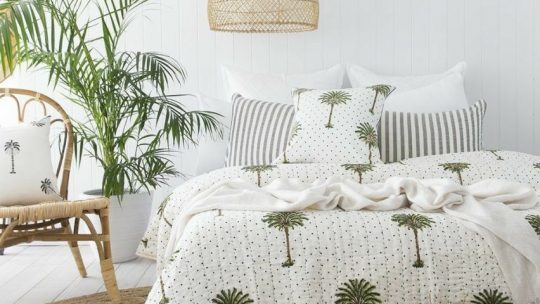 kamerplanten slaapkamer