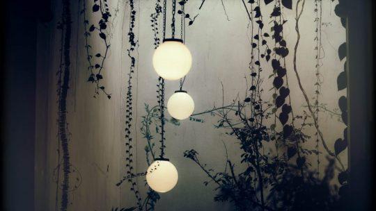 Buitenverlichting in de tuin