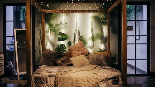 Wanddecoratie voor de slaapkamer