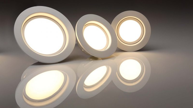 Optimale verlichting met trimless led-inbouwspots